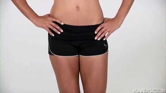 Hip Hike - Glute Strengthening Exercises for Runners