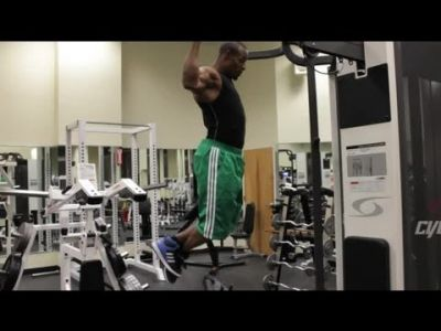 Behind-the-Neck Pull-Ups : Fitness & Exercise Tips