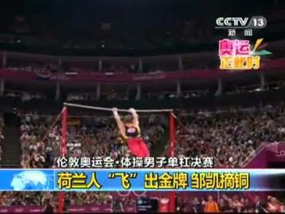 Horizontal Bars : Finals 08/10/2012_London 2012